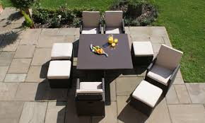 which type of garden furniture set is