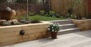Small Picture Garden design and build for a new home in Sussex now completed