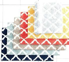 colored bath rugs saved a rug coloured mat sets multi handcrafted