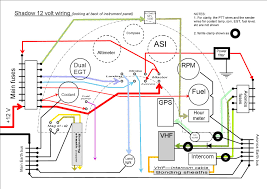 projects blog fly micro restore, mod & repair fly micro part 2 Rotax 582 Wiring Diagram the final result is ok i think, but needs a better way to support the bundle of wires wiring diagram for rotax 582