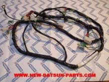 datsun roadster datsun fairlady electrical datsun 1600 datsun 2000 datsun 1600 2000 engine bay wiring harness