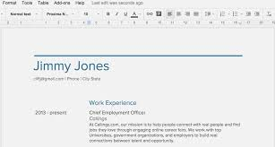 Using Google Docs Resume Template Why Is Google Docs Resumes Invoice And Resume Template Ideas