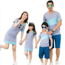 2019 <b>Family Matching Outfits Family</b> Look Mother And Daughter ...