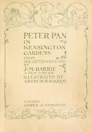 best arthur rackham peter pan in kensington gardens images on  peter pan in kensington gardens