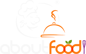 About Food Logo - Sujeet