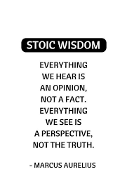 Philosophy Quotes Mesmerizing Stoic Philosophy Quotes Everything We Hear Is An Opinion Marcus