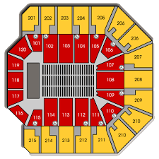 The Electric Factory Seating Chart Seatings Charts And Setups For Upcoming Events At Venue In