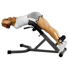 DTX Fitness Adjustable Height Hyper Extension Bench  Workout Back Hyperextension Bench Reviews