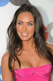 megan fox is a stunning beauty