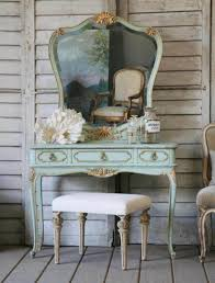 vanity table. Vintage Vanity Table With Mirror Set Makeup And Bench Dressing