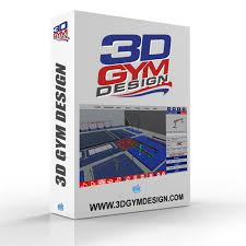 3d gym design software free version