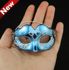 Decorative Masquerade Masks New Arrival Cute Mini Mask Handmade Gold Plating Masquerade Party 39
