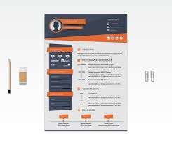 Creative Resume Design Simple Free Creative Resume Design Templates Resume Design Templates 22