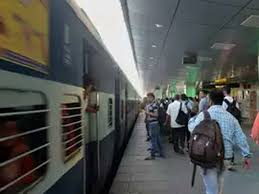 Live Train Chart Railways Running Special Trains From Guwahati To Help