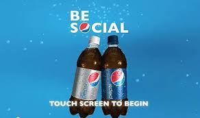 Pepsi Social Vending Machine Beauteous Pepsi Takes Virtual Gifting To Another Level Bit Rebels
