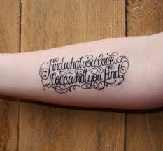 70 úžasné Vzory Tetovacího Písma Punditschoolnet