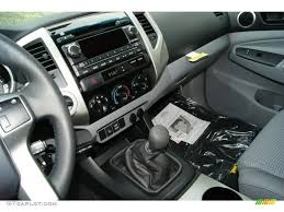 2012 Toyota Tacoma V6 TRD Double Cab 4x4 6 Speed Manual ...