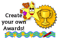 Billy Bears Free Printable Personalized Award Certificates