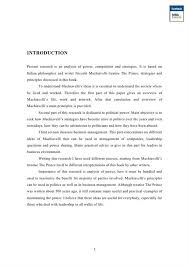 machiavelli essay anti essays dec  machiavelli essays can be considered as a sort of pro logue to the history