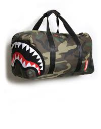 Chenille Woodland-Camo Laptop Duffle Deluxe <b>Backpack</b> ...