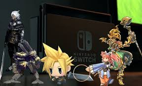In celebration of japan's golden week, square enix has kicked off a brand new sale on the nintendo switch eshop. 5 Square Enix Rpgs We Want On The Nintendo Switch