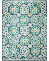 threshold threshold indoor outdoor flatweave blue and green area rug big area rugs target