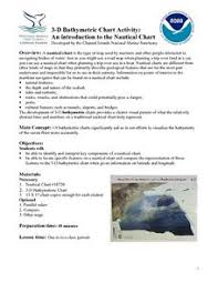 Nautical Chart Lesson Plans Worksheets Lesson Planet