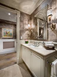 Inspiration for a timeless bathroom remodel in Perth with an undermount  sink, recessed-panel