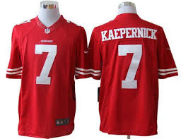 Kaepernick Team Men's In Quality 49ers Stitched Colin Nike Limited Nfl Big Sale Discount Red Top Color 7 Jersey|Midnight Ride Of Patriot Messengers