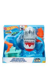 "<b>Hot Wheels</b>® Сити <b>игровой набор</b> ""Ледяная акула"": цвет Цвет ..."