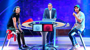 The concept is a variant of the saturday evening show schlag den raab. Schlag Den Star Das Waren Eltons Highlights Abendzeitung Munchen