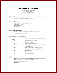 Student Resume Examples No Experience Adorable No Experience Resume Examples Resume Dental Assistant Dental