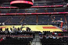 Capital One Arena Section 100 Washington Wizards