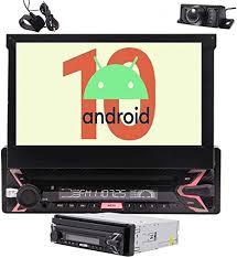 Single <b>Din</b> Autoradio <b>Android 10 1 Din</b> Car Stereo: Amazon.co.uk ...