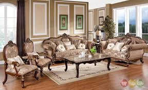 Classical living room furniture Residential Hd386 Ebay Victorian Traditional Antique Style Sofa Loveseat Chair Piece