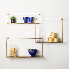 shelving and wall mounted storage