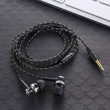 <b>High</b> Quality <b>Wired Earphone</b> Brand New Stereo In Ear <b>3.5mm</b> ...