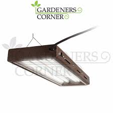 Details About Hydroponics Propagation Plant Grow Light T5 Reflector Lighting 2 Foot Or 4 Foot