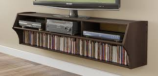 amazoncom espresso altus plus  floating tv stand electronics