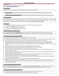 Resume Ankur Gupra Procurement Updated