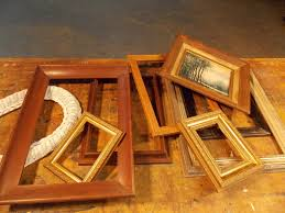 a new use for old frames minwax