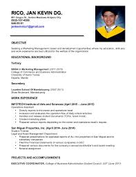 Submit resume in PDF format  ResumeExample