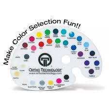 Elastomeric Color Palette