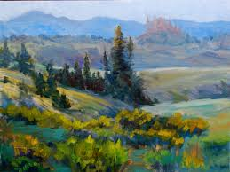 oil pastel landscape artists famous oil pastel paintings drawing art gallery
