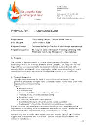 Event Planning Proposal Free 10 Event Planning Proposal Examples Templates