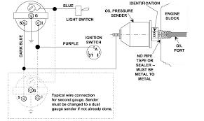 oil pressure wiring diagram light switch wiring diagram \u2022 free vdo temp gauge wiring diagram at Vw Oil Pressure Gauge Electric Wiring