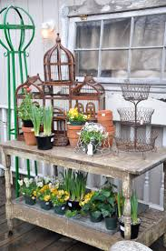 Potting Benches 326 Best Potting Benches Images On Pinterest