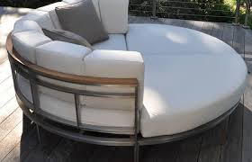 circular outdoor couch living room curved loveseat sofa sectional roundedcircular outdoor couch