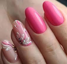 Pink Nail Art Design 30 Cute Pink Nail Art Designs 2018 Beautybigbang