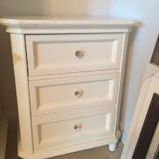 Shabby chic nightstand White Shabby Best Shabby Chic Nightstand Foter Find More Simply Shabby Chic White Off Nightstand For Sale Pretty